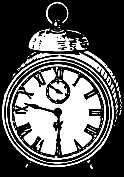 alarm clock clock vintage