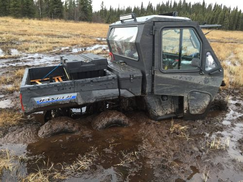 alaska polaris stuck