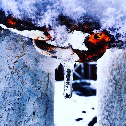 alaska barn cold