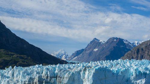 alaska glacier arctic