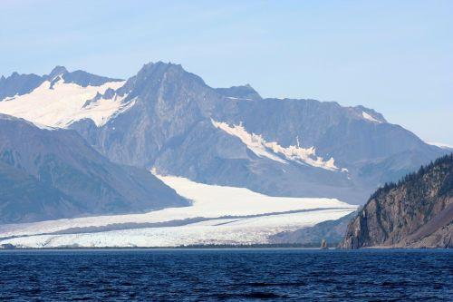 alaska glacier glacier bay