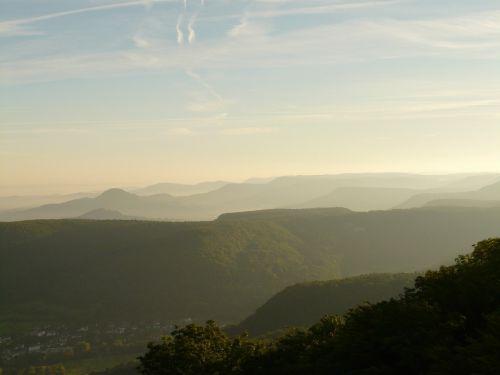 alb swabian alb landscape