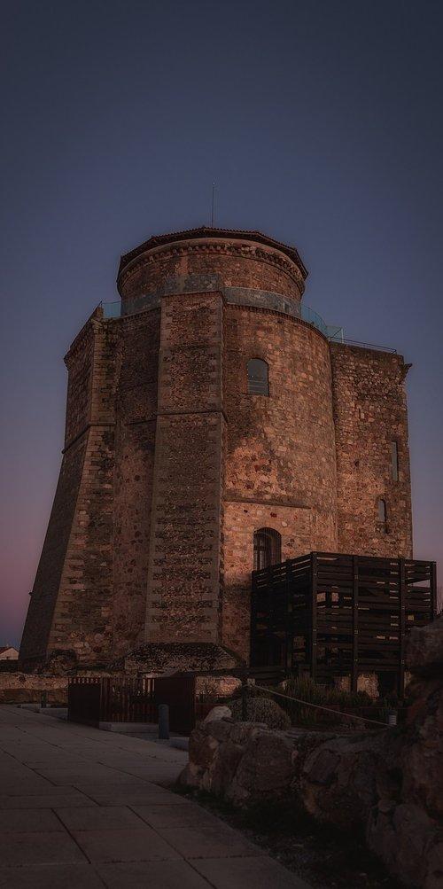 alba de tormes  castle  dukes of alba