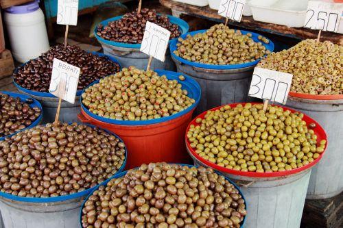 olives eat albania