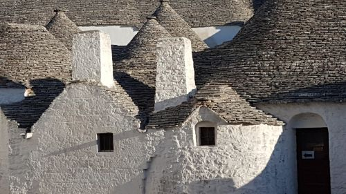 trullo houses monte pertica