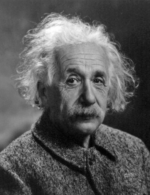 albert einstein man physicist