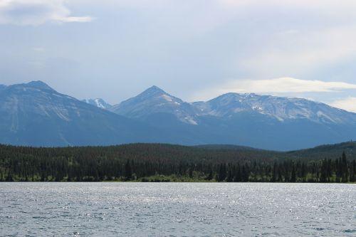 alberta lake canadian