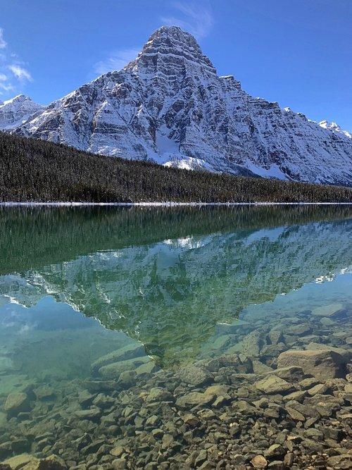 alberta  icefields  nature