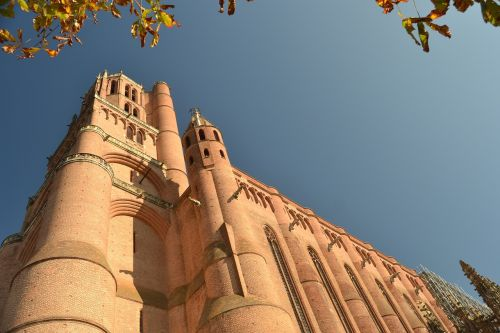 albi france cathedral