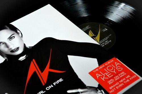 album music vinyl