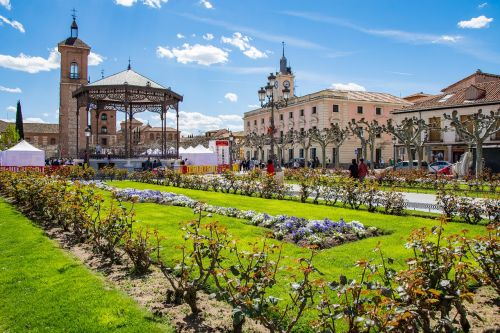 alcala de henares spain travel