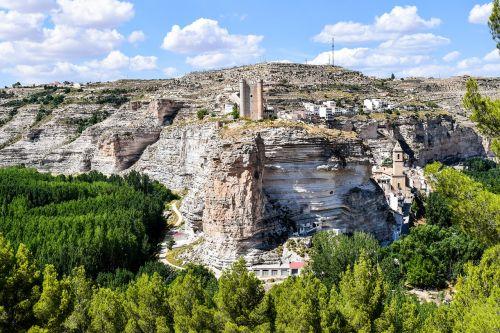 alcala del jucar landscape tourism