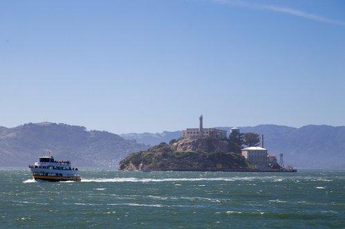 alcatraz  usa  california