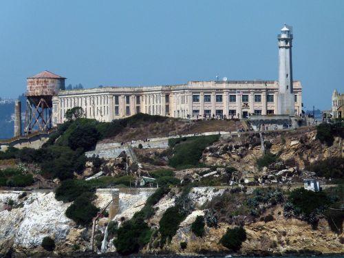 alcatraz prison building