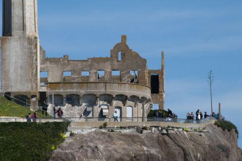 Alcatraz Island Architecture