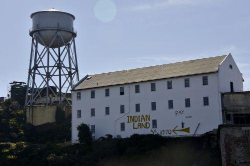 Alcatraz Island Building