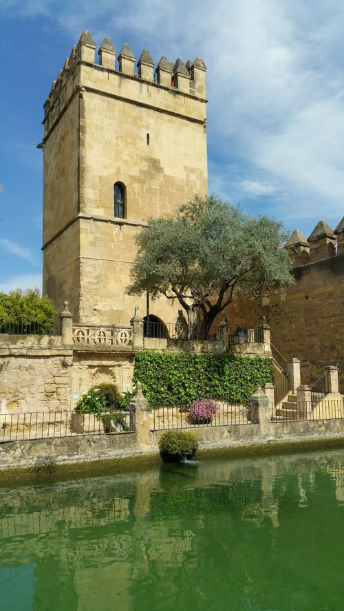 alcázar de los reyes cristianos castle of the christian monarchs alcázar of córdoba