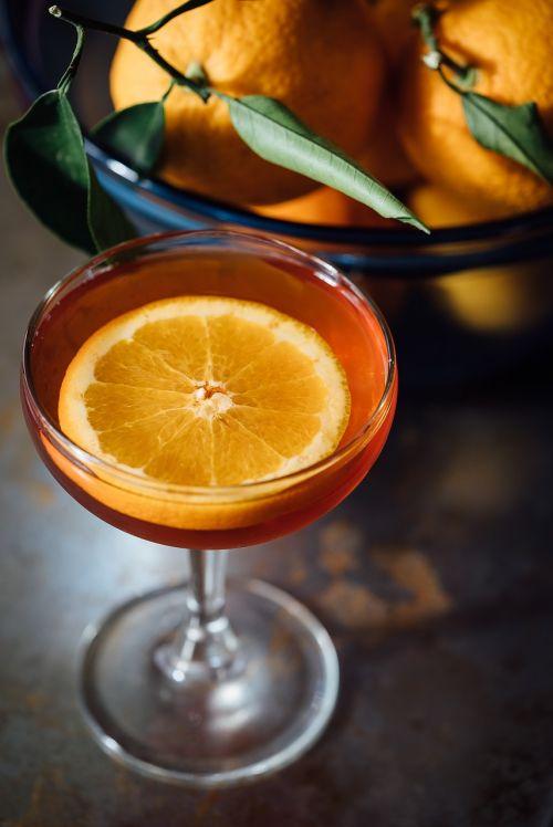 alcohol beverage citrus