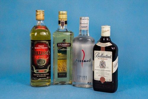 alcohol  vodka  cognac