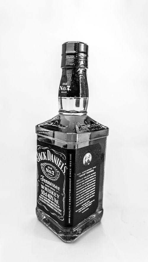 alcohol bottle whisky