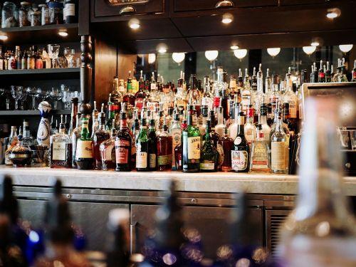 alcoholic beverages bar beer
