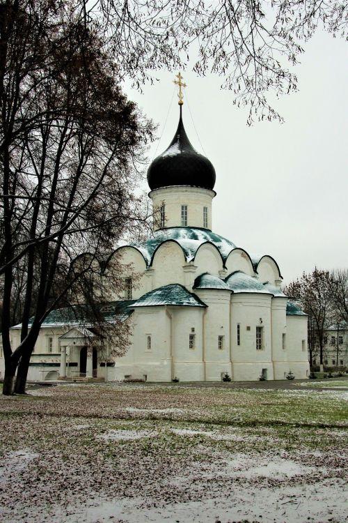 aleksandrovskaya sloboda alexandrov church