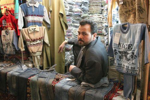 aleppo bazar syria