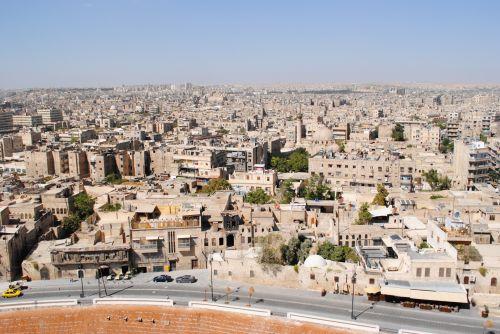 Aleppo, City, Syria