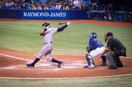 alex rodriguez yankees baseball