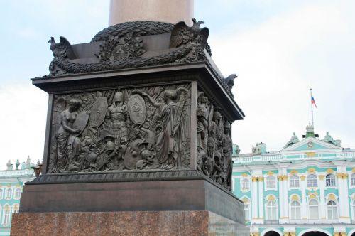 Alexander Column, St Petersburg