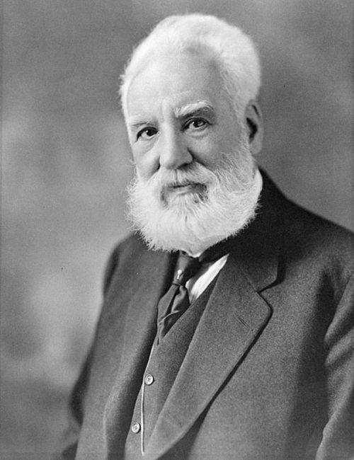 alexander graham bell scientist inventor