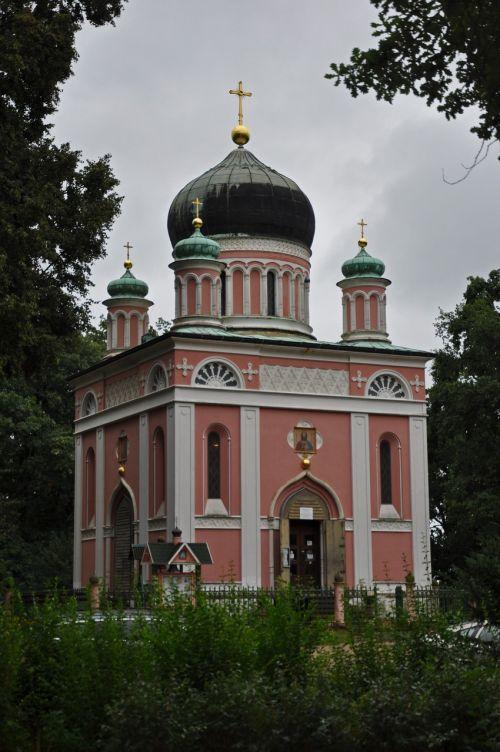 alexander-newski memorial church potsdam germany