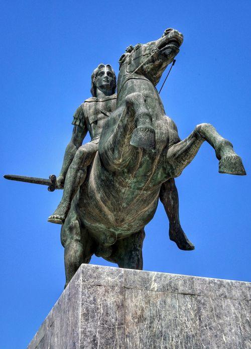 alexandra the great greek king
