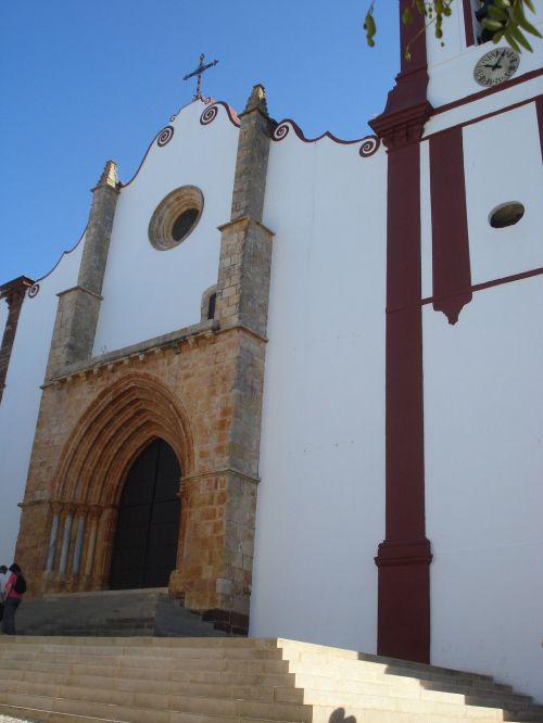 algarve portugal algave building