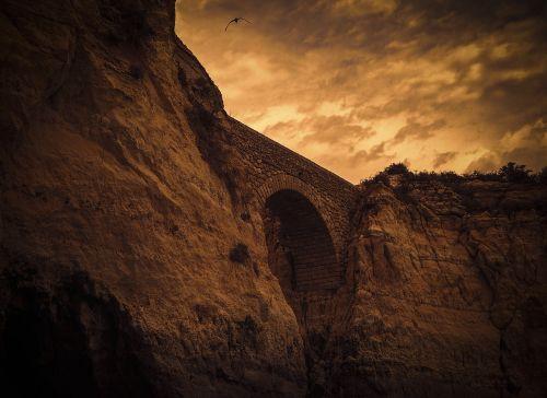 algarve misterious bridge