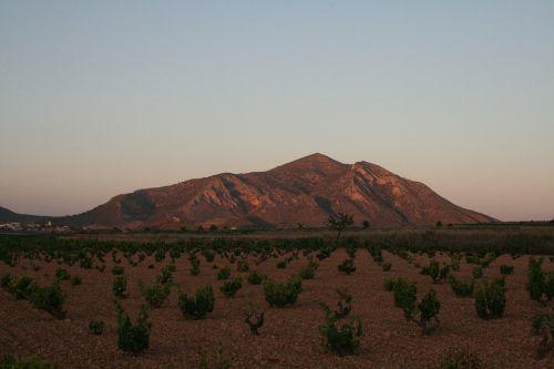 algueña alicante mountain