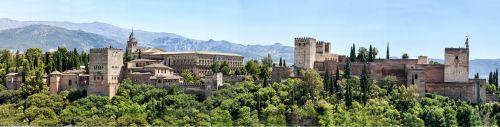 alhambra grenade spain