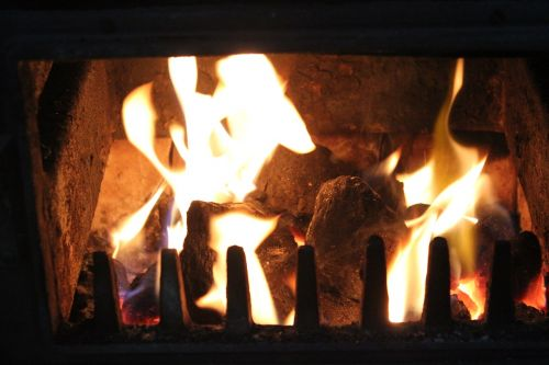 ali fireplace flame