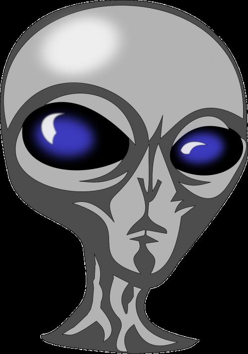 alien angry cosmic