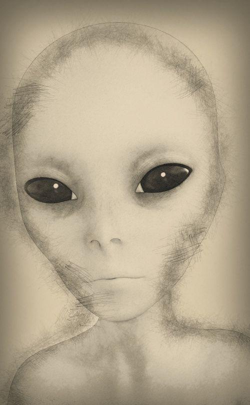 alien extraterrestrial scifi