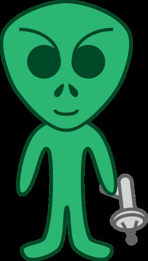 alien science fiction extraterrestrial
