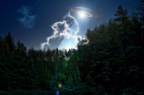 alien ufo extraterrestrial