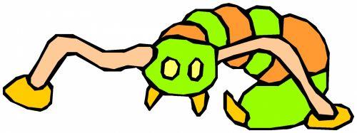 Alien Bug 127