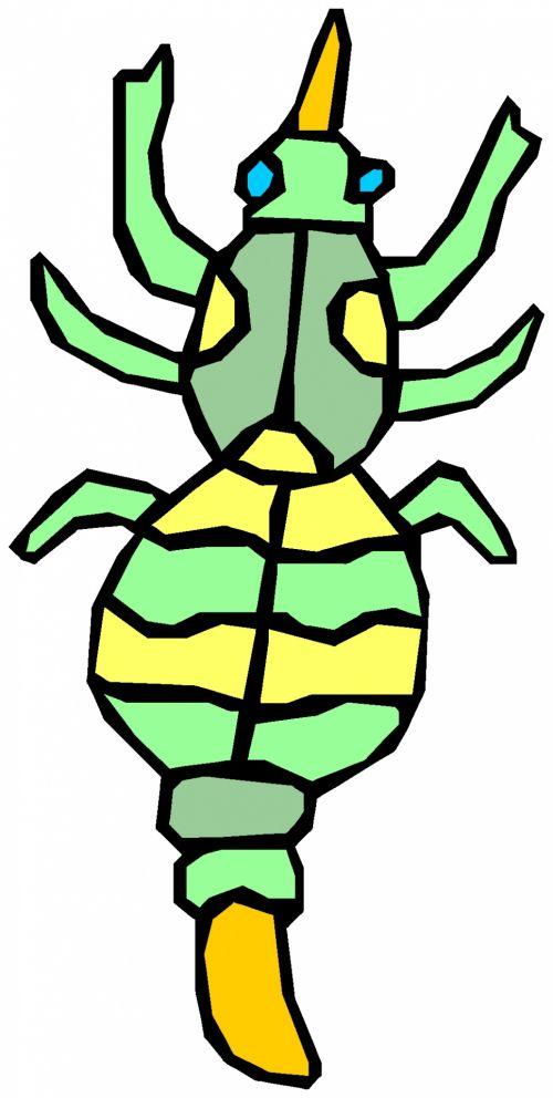 Alien Bug 9