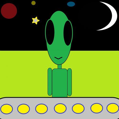 Alien Stranger
