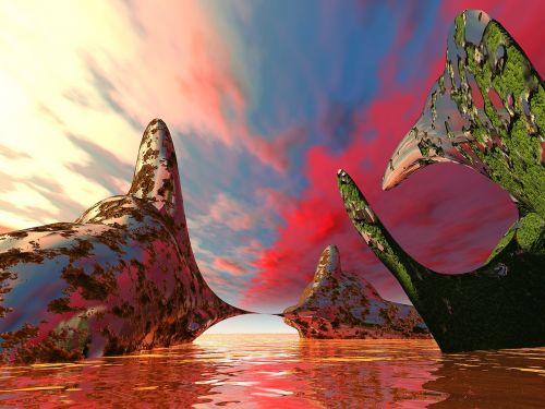 alien life form alien planet cosmos