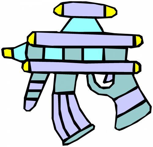 Alien Weapon 31