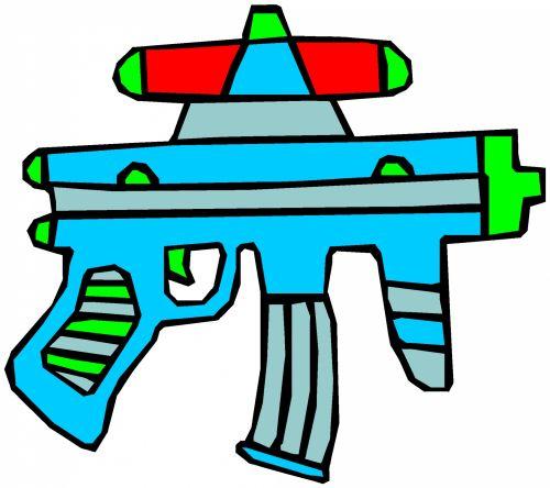 Alien Weapon 32