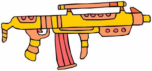 Alien Weapon 34