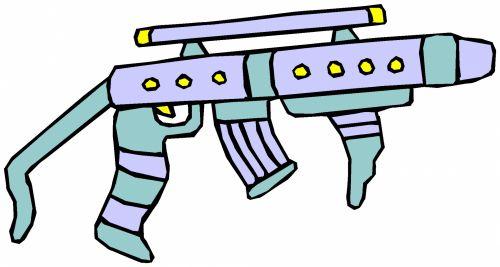 Alien Weapon 36